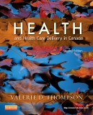 cover image - Evolve Resources for Health and Health Care Delivery in Canada,2nd Edition