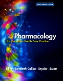 cover image - Lilley's Pharmacology for Canadian Health Care Practice - Elsevier eBook on VitalSource,3rd Edition