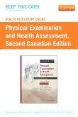 cover image - Health Assessment Online for Physical Examination and Health Assessment (User Guide and Access Code),2nd Edition