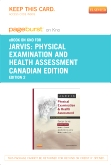Physical Examination and Health Assessment, Canadian Edition - Elsevier eBook on Intel Education Study (Retail Access Card), 2nd Edition