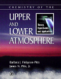 Finlayson-Pitts: Chemistry of the Upper and Lower Atmosphere