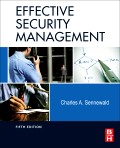 Sennewald: Effective Security Management