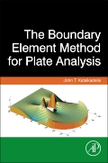 Katsikadelis: The Boundary Element Method for Plate Analysis