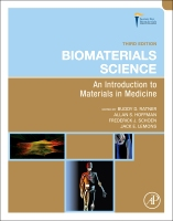 Biomaterials Science, 3rd Edition