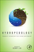Hydropedology, 1st Edition