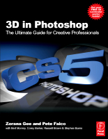 3D in Photoshop CS5 book