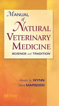 cover image - Manual of Natural Veterinary Medicine