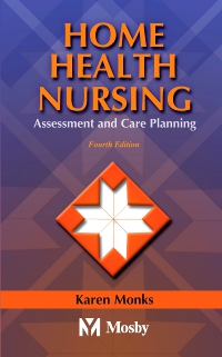 cover image - Home Health Nursing,4th Edition