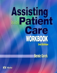 cover image - Assisting with Patient Care Workbook,2nd Edition