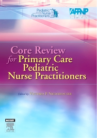 cover image - Core Review for Primary Care Pediatric Nurse Practitioners