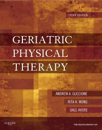 cover image - Geriatric Physical Therapy,3rd Edition