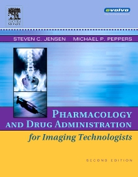 cover image - Pharmacology and Drug Administration for Imaging Technologists,2nd Edition