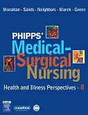 cover image - Evolve Resources for Phipps' Medical-Surgical Nursing,8th Edition