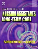 cover image - Evolve Resources for Basic Skills for Nursing Assistants in Long-Term Care
