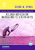 cover image - Evolve Resources for Research Methods for Massage and Holistic Therapies