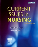 cover image - Evolve Resources for Current Issues in Nursing,7th Edition