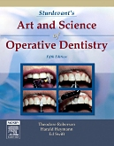 cover image - Evolve Resources for Sturdevant's Art and Science of Operative Dentistry,5th Edition