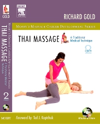 cover image - Thai Massage,2nd Edition