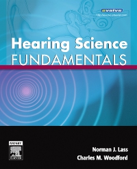 cover image - Hearing Science Fundamentals