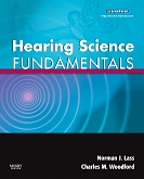 cover image - Evolve Resources for Hearing Science Fundamentals