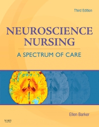 cover image - Neuroscience Nursing,3rd Edition