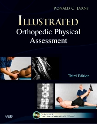 cover image - Illustrated Orthopedic Physical Assessment,3rd Edition