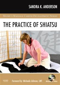 cover image - The Practice of Shiatsu