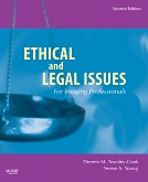 cover image - Evolve Resources for Ethical and Legal Issues for Imaging Professionals,2nd Edition