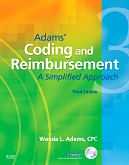 cover image - Evolve Resources for Adams' Coding and Reimbursement,3rd Edition