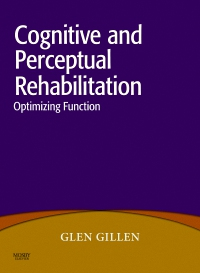 cover image - Cognitive and Perceptual Rehabilitation