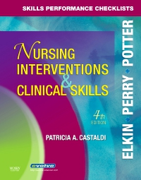 cover image - Skills Performance Checklists for Nursing Interventions & Clinical Skills,4th Edition