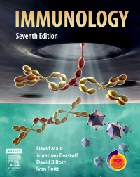 cover image - Evolve Resources for Immunology,7th Edition