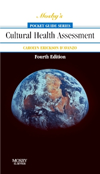 cover image - Mosby's Pocket Guide to Cultural Health Assessment,4th Edition