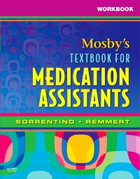 cover image - Workbook for Mosby's Textbook for Medication Assistants