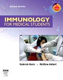 cover image - Evolve Resources for Immunology for Medical Students,2nd Edition