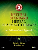 cover image - Evolve Resources for Natural Standard's Herbal Pharmacotherapy