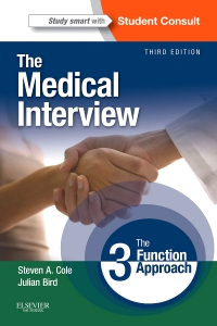 cover image - The Medical Interview,3rd Edition