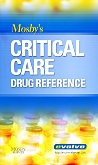 cover image - Evolve Resources for Mosby's Critical Care Drug Reference