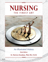 cover image - Nursing, The Finest Art,3rd Edition