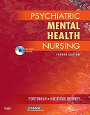 cover image - Evolve Resources for Psychiatric Mental Health Nursing,4th Edition