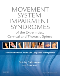cover image - Movement System Impairment Syndromes of the Extremities, Cervical and Thoracic Spines