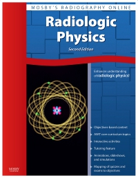 cover image - Mosby's Radiography Online: Radiologic Physics (Access Code),2nd Edition