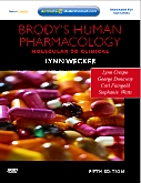 cover image - Evolve Resources for Brody's Human Pharmacology,5th Edition