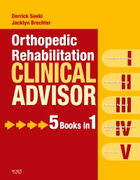cover image - Orthopedic Rehabilitation Clinical Advisor