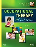 cover image - Evolve Resources for Occupational Therapy for Children,6th Edition