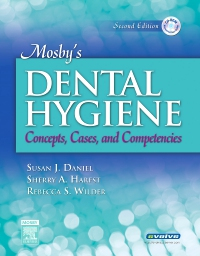 cover image - Mosby's Dental Hygiene - Elsevier eBook on VitalSource,2nd Edition