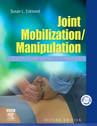 cover image - Joint Mobilization/Manipulation - Elsevier eBook on VitalSource,2nd Edition