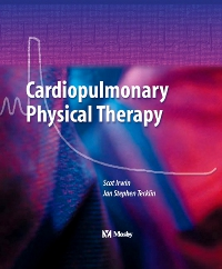 cover image - Cardiopulmonary Physical Therapy - Elsevier eBook on VitalSource,4th Edition