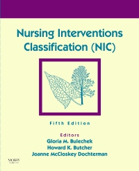 cover image - Nursing Interventions Classification (NIC) - Elsevier eBook on VitalSource,5th Edition