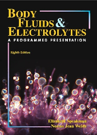cover image - Body Fluids & Electrolytes - Elsevier eBook on VitalSource,8th Edition
